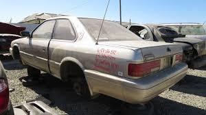 lexus sc430 for sale portland junkyard find 1991 infiniti m30 the truth about cars