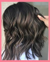 partial hi light dark short hair black hair with blonde partial highlights archives my salon