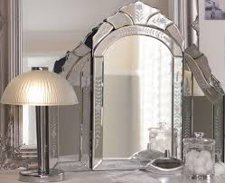 Mirrored Glass Bedroom Furniture Bedroom Furniture White Glass Dressing Table Design Of Dressing