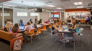 Oec Business Interiors University Of Florida Focuses On Active Learning Steelcase