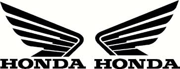 honda logos honda wings set vinyl decal atv quad tank and 26 similar items