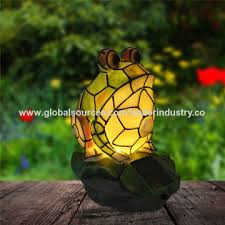 Solar Turtle Light by China Mosaics Frog Solar Lights From Quanzhou Manufacturer