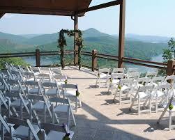 wedding venues in ga waterfall club wedding venue in clayton ga wedding venues