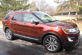 Ford Explorer Platinum - 2016 ford explorer platinum 4 4 savage on wheels