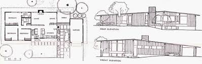 1950s Modern Home Design Pretentious Idea Mid Century Ranch House Floor Plans 12 Similiar