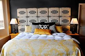 How To Make King Headboard by Epic Homemade Headboards For King Size Beds 92 On Diy Upholstered