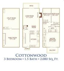 3 Bedroom Apartments Wichita Ks Parke East Townhomes Rentals Wichita Ks Apartments Com