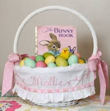 easter basket liners personalized bunny easter basket liner personalized easter basket liner fits