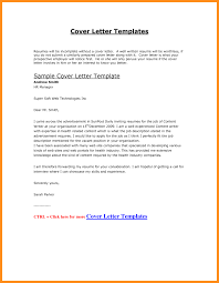 Resume Doc Template Example Of Cover Letter For Resume Doc Docoments Ojazlink
