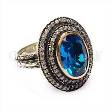 925 sterling silver turkish sultana ring glamorize yourself