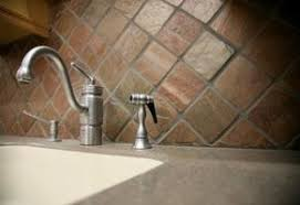 How To Grout Tumbled Marble Backsplash EHow - Marble backsplashes