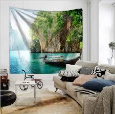 nordic decor aliexpress com buy home decor polyester fabric nordic building