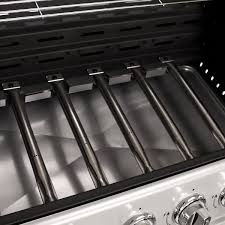 grey bentley charles bentley 7 burner premium gas bbq u0026 side burner buydirect4u