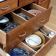 Kitchen Drawer Cabinets The 25 Best Kitchen Drawer Dividers Ideas On Pinterest Utensil
