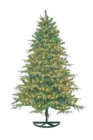 7 5 ft spiral dense mountain king artificial tree