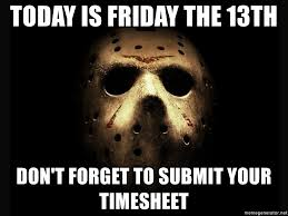 Friday The 13 Meme - friday the 13th meme generator mne vse pohuj