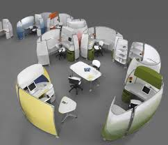 Cubicle Decoration Themes Entrancing 80 Office Cubicle Designs Design Decoration Of Custom