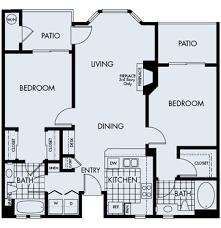 Sycamore Floor Plan Sycamore Bay Apartments Floor Plans U0026 Pricing