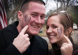 31 amorous matching tattoos for couples for 2013 creativefan