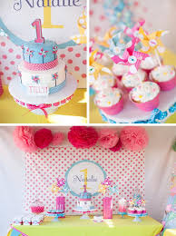1st birthday themes for kara s party ideas pinwheels and polka dots party planning ideas