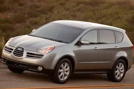 Subaru Top Speed Subaru Reportedly Following Up Tribeca Three Row Suv With New Model