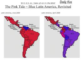 Latin America Map Countries by Attempts To Map Latin America U0027s Political Spectrum Geocurrents