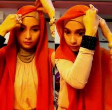 tutorial hijab paris ke pesta busana muslim trendy tutorial hijab paris yang bisa diterapkan ke
