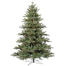 artificial fir tree lights decoration