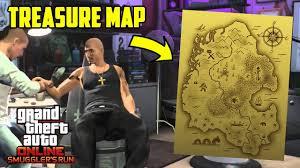 Map Tattoo Treasure Map Tattoo Mystery Gta 5 Easter Eggs And Secrets Youtube