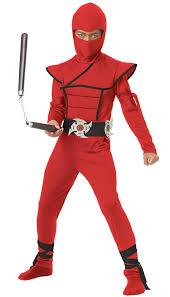 Ninja Costumes Halloween Kids Stealth Ninja Warrior Costume Costume Craze