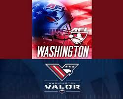Verizon Center Washington Dc Map by Brand New Washington Valor Arena Football Game Verizon Center