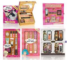 christmas sets benefit cosmetics makeup and beauty sets for christmas 2013