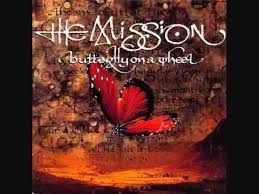 the mission butterfly on a wheel extended