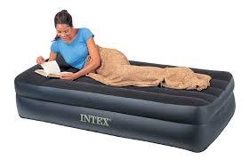 materasso intex singolo materassino letto gonfiabile singolo cm 102 x 203 x 47 cm con