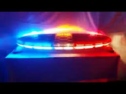 federal signal arjent s2 lightbar youtube on federal light bar