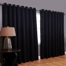 best light blocking curtains blackout curtains home interior design