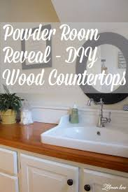 Powder Room Makeover Ideas 119 Best Guest Bathroom Images On Pinterest Bathroom Ideas