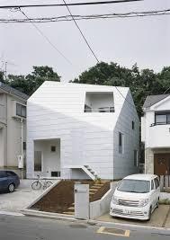 architecture house exterior unique house design japan modern