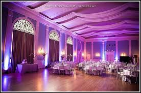 wedding reception wedding reception lighting venue uplighting ambient lights