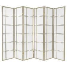 Shoji Screen Room Divider by Room Dividers Target