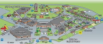 State Fair Map by The Big E 2017 The Eater U0027s Guide On What To Eat And Where To Get