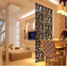 free shipping 4pcs lot hanging screen partition brief personalized