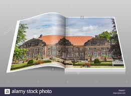 small castle and park in the baroque style blankenburg harz