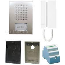 comelit kae5061 5 wire single family audio kit extra mini