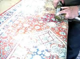 come pulire tappeti persiani ravvivare colore di tappeto scolorito con rasatura tappeti