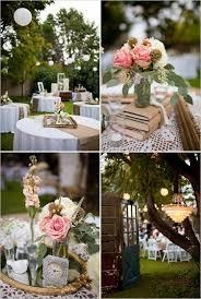 Decoration Vintage Mariage 34 Best Mariage Champêtre Images On Pinterest Marriage Flowers