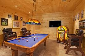 incorporating indoor entertainment areas into your log home pool table in game room of log home indoor entertainment areas log homes
