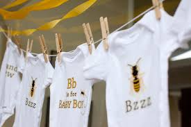 bee baby shower ideas bumble bee baby shower for baby boy baby shower ideas themes