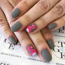 gray and pink nail designs choice image nail art designs