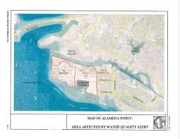 Lake Merritt Map Water At Alameda Point Undrinkable Action Alameda News